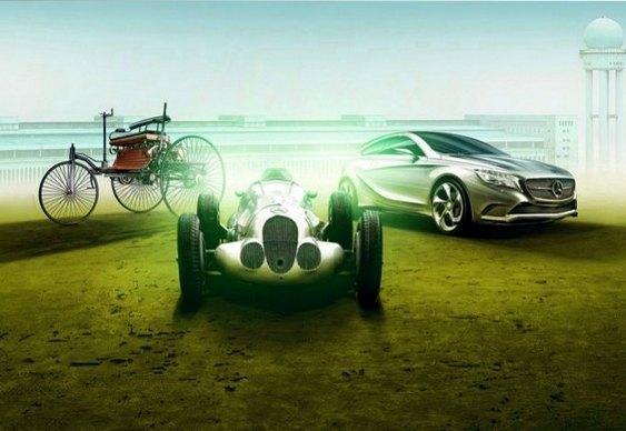Mercedes-Benz & Friends
