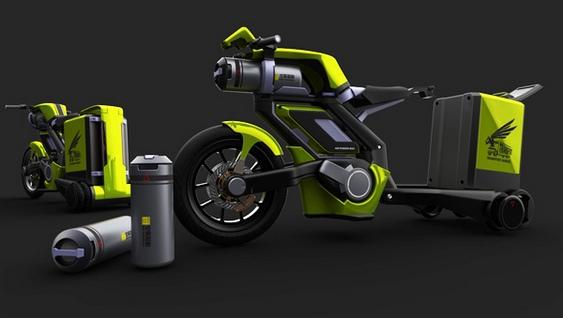 Moto Ecológica