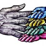 Sentimentos de felicidade, altruísmo, solidariedade, pátria e nação