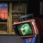TV faz mal à saúde como vícios de fumar, beber ou comer demais