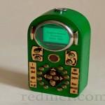 Aparelhos celulares 'steampunk' para combinar com o seu estilo retrô