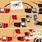 Exército monstruoso de computadores zumbis está sendo formado