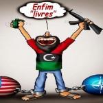 Tá tudo dominado na Líbia… o que a velha mídia não revela