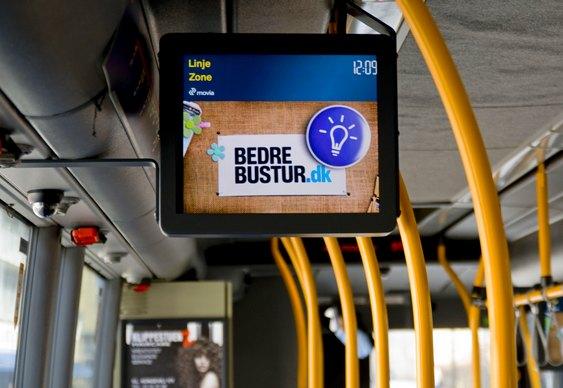 Mukhtar - motorista de ônibus na Dinamarca