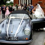 Por R$ 11,3 mil noiva transforma Fusca num Porsche de R$ 67,6 mil