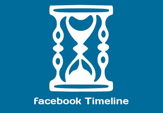 Linha do Tempo no Facebook