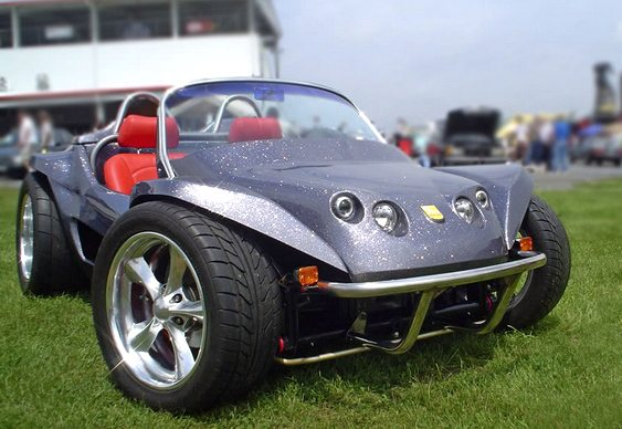 Buggy Super Esportivo
