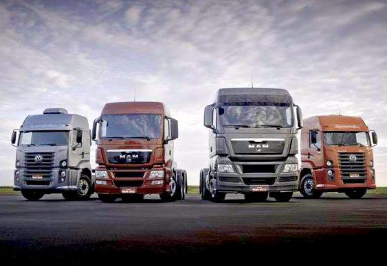 Fábrica de caminhões MAN