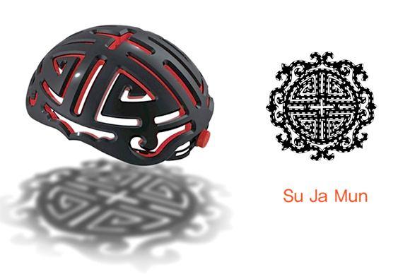 Design - novo capacete para bikes