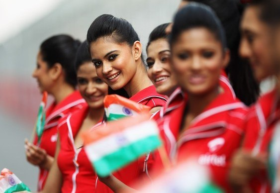 GP F1 Índia 2011