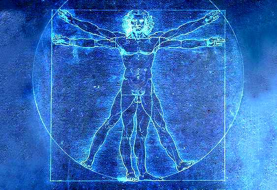 O Cânone das Proporções de Leonardo da Vinci