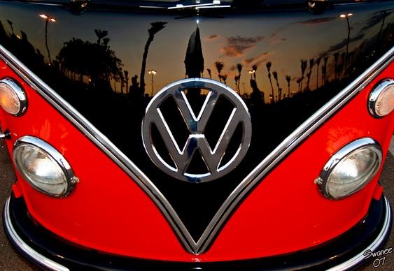 Volkswagen Kombi Restaurada