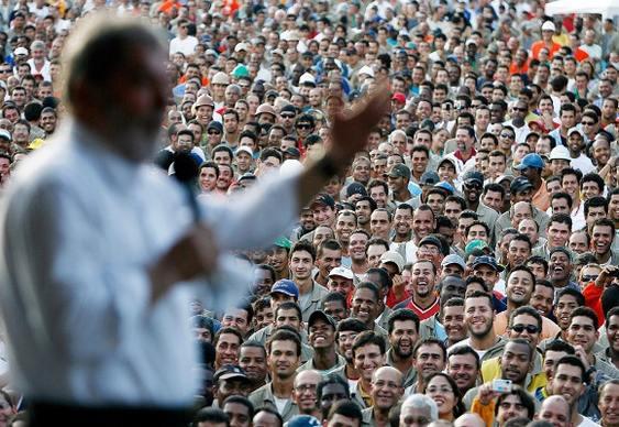 Discurso de Lula