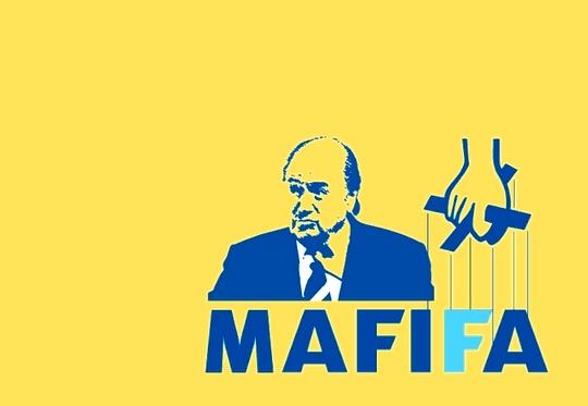 FIFA - logo paródia alternativa