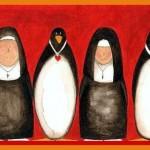 Piada: o encontro dos Sete Anões com o Papa no Vaticano