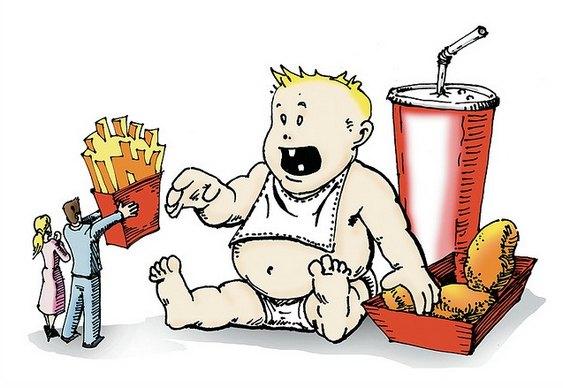Gordura saturada e obesidade