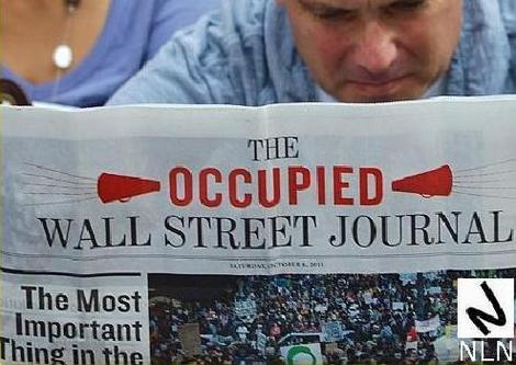 Wall Street Journal - Occupied