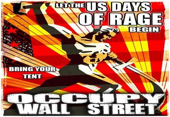 Movimento popular Ocupe Wall Street