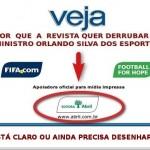 Mídia tenta enfraquecer presidenta Dilma com Copa do Mundo