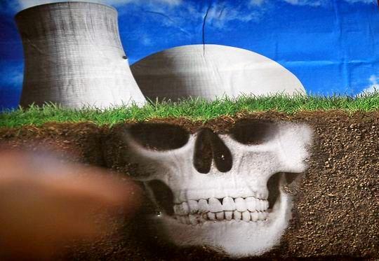 Fukushima - maior contaminação do mar na história