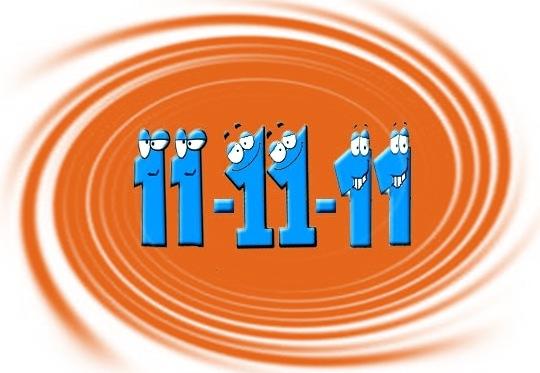 Palíndromo 11/11/11