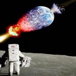 Asteroide vai passar raspando a Terra e a Lua nesta terça