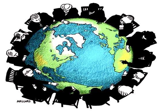 Banqueiros e o controle de governos