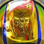 Só o capacete de Massa se salva da chatice do GP Brasil de F1
