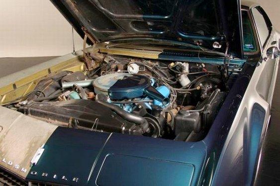 Reforma de carro antigo
