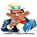 Petroleira dos EUA pode estar tentando chegar ao nosso Pré-Sal