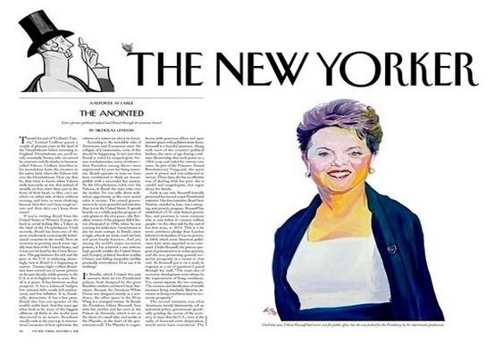 Dilma Rousseff - A Ungida