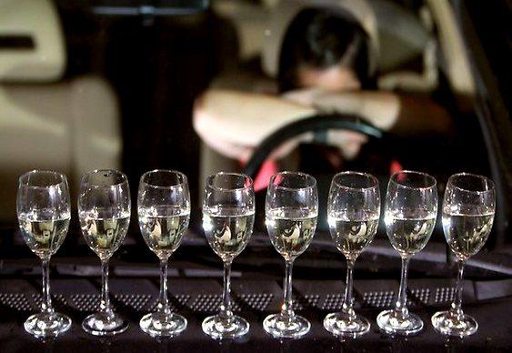 Bebidas e acidentes no Natal e Réveillon