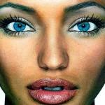 Olhos castanhos ficam azuis com simples operação a laser