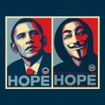 Movimento Occupy Wall Street ganha cartaz inspirado em Obama