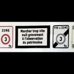 Pardais controlam velocidade dos pedestres a mais de 3 km/h