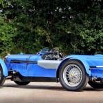 Carros antigos, raros e famosos vão a leilão na Inglaterra