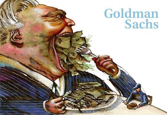 Charge - Goldman Sachs