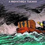 É Natal! 'Esqueça' o livro A Privataria Tucana em local público