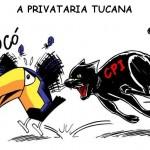 Divulgar o livro A Privataria Tucana se tornou obrigação cívica