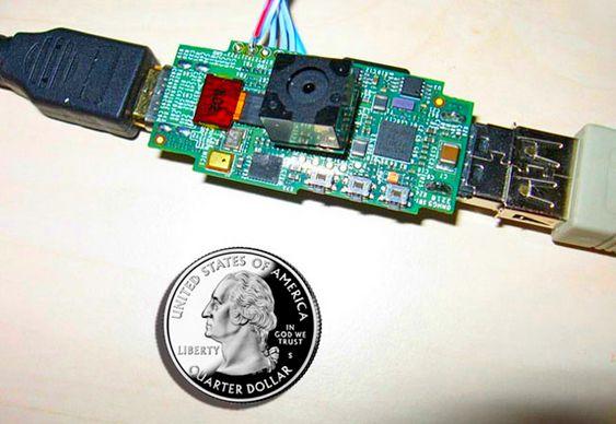 Raspberry Pi - computador de 25 dólares
