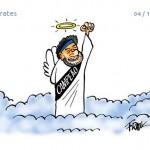 Homenagem ao Dr. Sócrates, eterno campeão do Corinthians