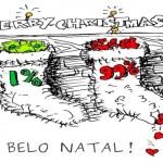 Um belo Natal para todos, desejam os editores de Matéria Incógnita