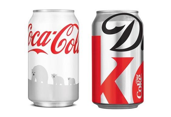 Coke - lata comemorativa