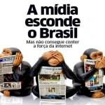 Mídia hipócrita e corrupta censura livro A Privataria Tucana
