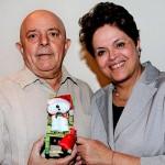 Mensagem de Natal de Lula e o presente dos catadores de lixo