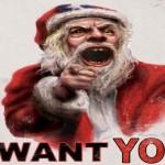 Interesse por demônios e zumbis supera Papai Noel nos EUA