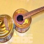 Paraguai dá exemplo de reciclagem e lixo vira instrumentos musicais