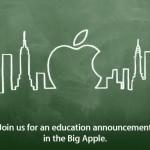 Apple quer revolução tecnológica na educação com novo projeto