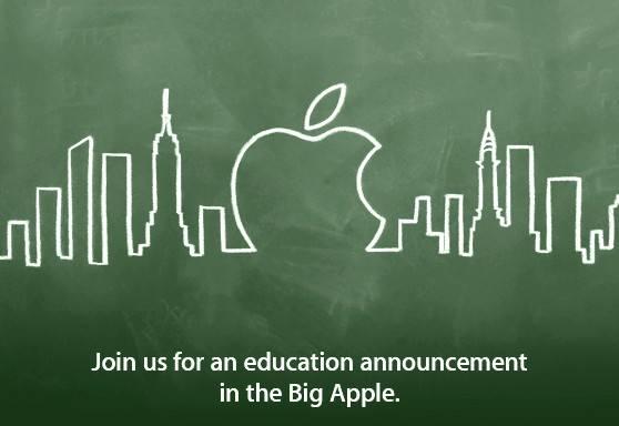 Apple big convite