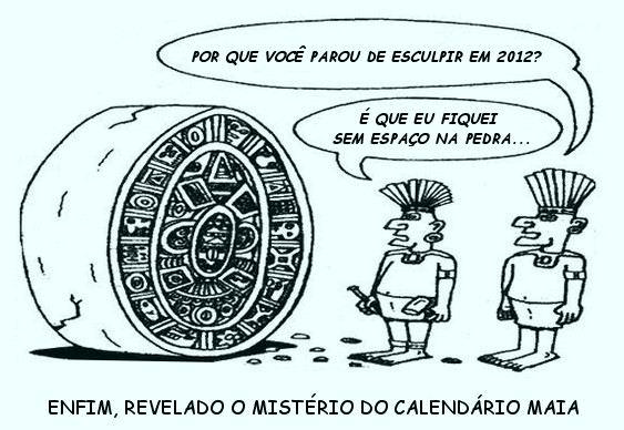 Profecias maias para 2012